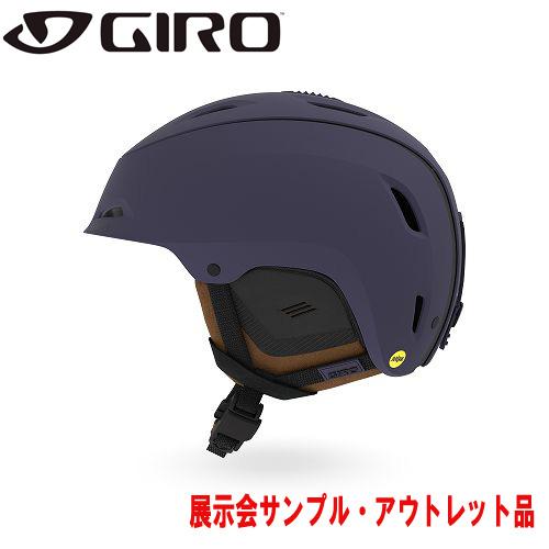 GIRO ジロー 19-20 ヘルメット (アウトレット) 2020 RANGE MIPS Matte Midnight レンジミップス スキーヘルメット メンズ MIPS カスタムフィット: