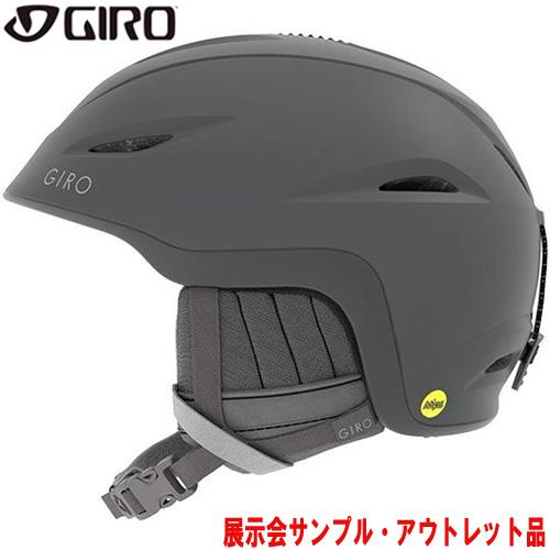 GIRO ジロー 19-20 ヘルメット (アウトレット) 2020 FADE MIPS AF Matte Titanium フェードミップス レディース アジアンフィット: