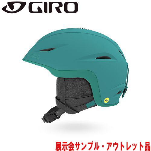 GIRO ジロー 19-20 ヘルメット (アウトレット) 2020 FADE MIPS AF Matte Teal フェードミップス スキーヘルメット レディース アジアンフィット: