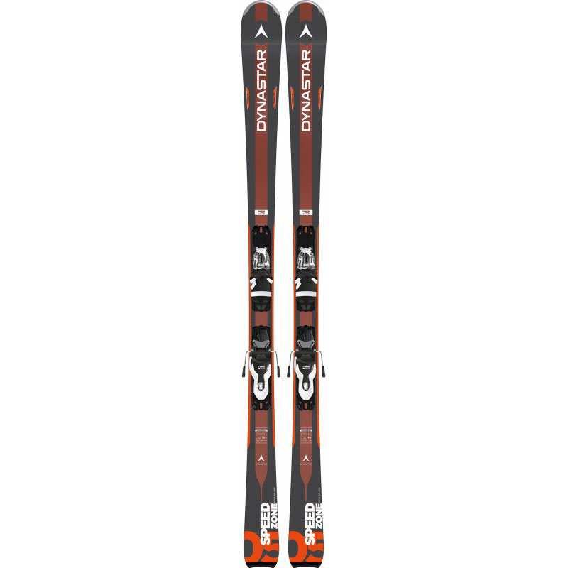 DYNASTAR ディナスター 18-19 スキー 2019 SPEED ZONE 5 スピードゾーン Xpress (金具付き) 入門 軽量 オールラウンド: