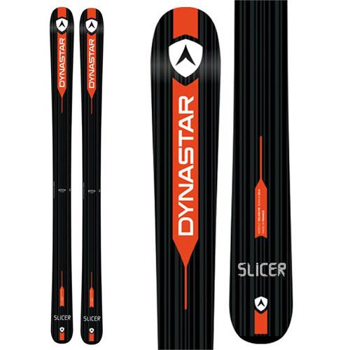 DYNASTAR ディナスター 18-19 スキー 2019 SLICER FACTORY スライサーファクトリー (板のみ) フリーライド ツインチップ パウダー: