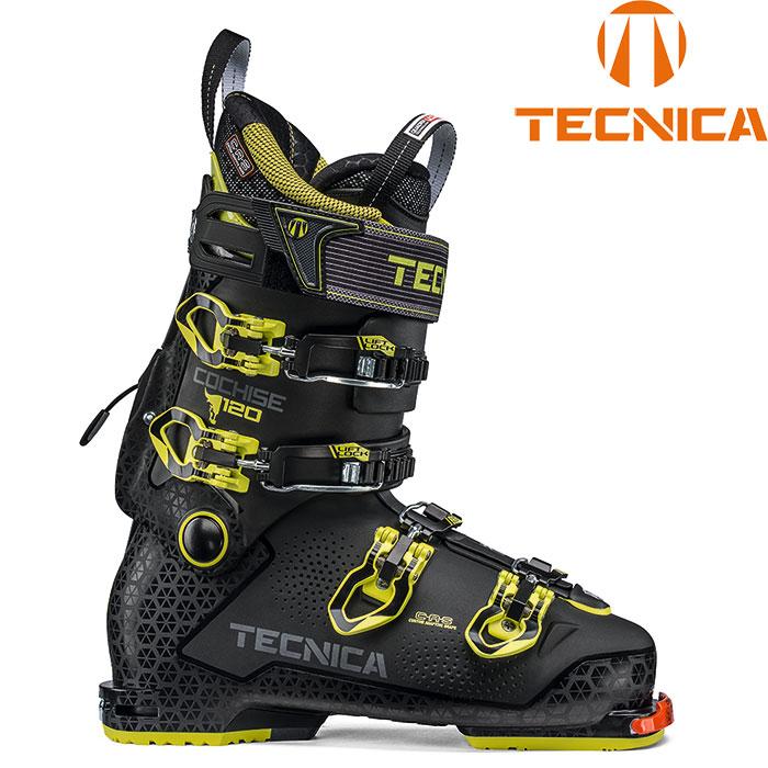 TECNICA テクニカ 18-19 COCHISE 120 DYN コーチス120DYN 2019 ウォークモード付 ブーツ ツアー バックカントリー (BLACK):10184300100 「0604BOOT」