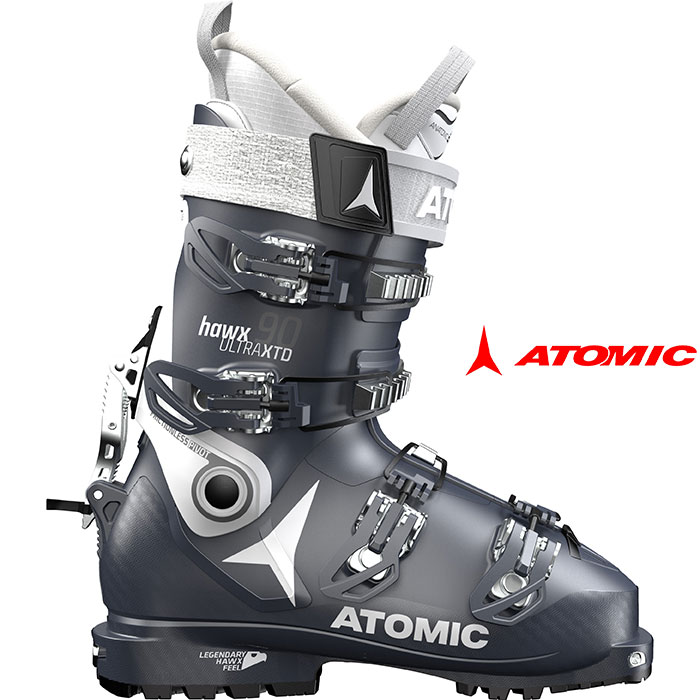 ATOMIC アトミック 18-19 スキーブーツHAWX ULTRA XTD 90W ホークス ウルトラXTD 90W 2019 ウォークモード付 ツアー バックカントリー 女性用 :ae5018700 「0604BOOT」