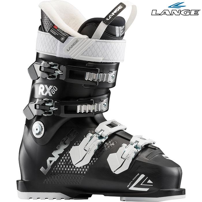 18-19 LANGE ラング RX 80 W 〔2019 スキーブーツ ALLMOUNTAIN 女性用〕 (black):LBH2250 「0604BOOT」
