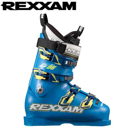 REXXAM レクザム 17-18 スキーブーツ skiboot 2018 PowerREX S95 パワーレックスS95 基礎 レーシング: 「0604BOOT」