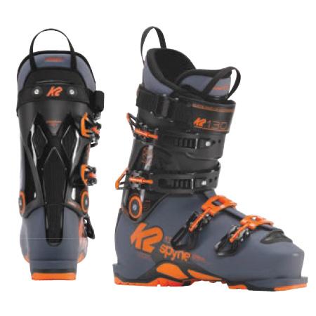 K2 ケーツー スキーブーツ 17-18 (2018) SPYNE 130 スパイン 130 オールマウンテン フリーライド: 「0604BOOT」