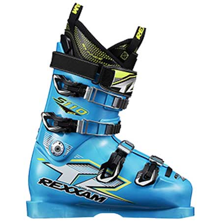 REXXAM レクザム 16-17 スキーブーツ skiboot 2017 POWER REX S110 パワーレックスS110  「0604BOOT」