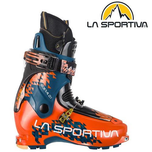 スポルティバ LA SPORTIVA 17-18 2018 SIDERAL 2.1 シデラル2.1 兼用靴 ツアーブーツ ウォークモード付き バックカントリー [34SSブーツ]