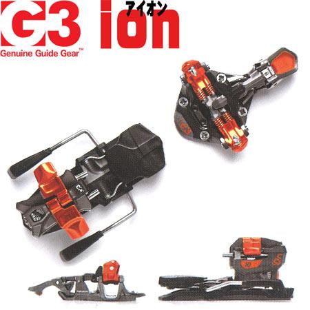ジースリー G3 スキー ビンディング 金具 [単品] 19-20 2020 ION 10 アイオン10 ツアー binding バックカントリー