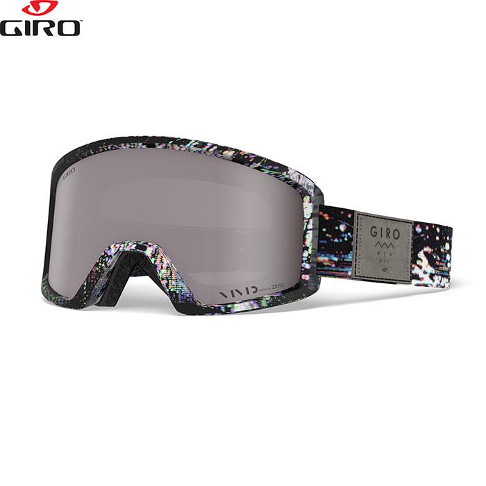 Giro ジロー ゴーグル BLOK AF ブロック 2018/2019 お買い得 スキー スノーボード (Distortion):709503 「0604gog」