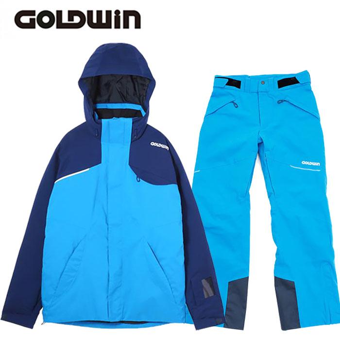 GOLDWIN ゴールドウィン 17-18 スキーウェア REFLECTION JACKET&STREAM PANTS G11720P G31713P 旧モデル (CN):G11720P-G31713P 「0604wear」