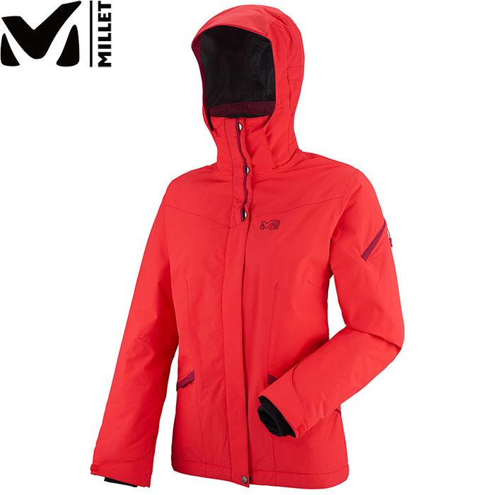 MILLET ミレー LD サイプレス マウンテン 2 ジャケット 〔 スキーウェア ジャケット 女性用 レディース 2017/2018FW 特価 〕 (HIBISCUS):MIV7474