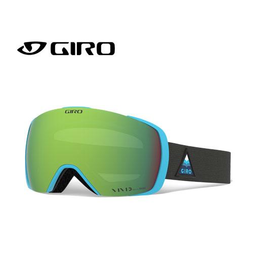GIRO ジロー 19-20 ゴーグル 2020 CONTACT ICEBERG ARROW MTN コンタクト スキーゴーグル メンズ 球面 Vividレンズ:7105334