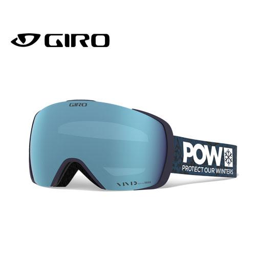 GIRO ジロー 19-20 ゴーグル 2020 CONTACT PROTECT OUR WINTERS コンタクト スキーゴーグル メンズ 球面 Vividレンズ:7105337
