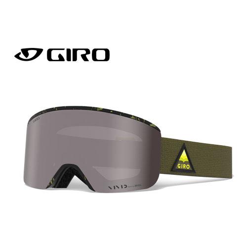 GIRO ジロー 19-20 ゴーグル 2020 AXIS CITRON ARROW MTN アクシス スキーゴーグル メンズ 平面 Vividレンズ 眼鏡対応:7105290