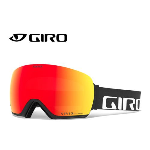 GIRO ジロー 19-20 ゴーグル 2020 ARTICLE BLACK WORDMARK アーティクル スキーゴーグル メンズ 球面 Vividレンズ 眼鏡対応:7094985