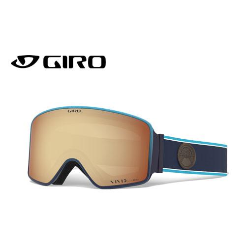 GIRO ジロー 19-20 ゴーグル 2020 METHOD MIDNIGHT ELEMENT メソッド スキーゴーグル メンズ 平面 Vividレンズ 眼鏡対応:7106053