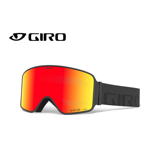 GIRO ジロー 19-20 ゴーグル 2020 METHOD GREY WORDMARK メソッド スキーゴーグル メンズ 平面 Vividレンズ 眼鏡対応:7106050