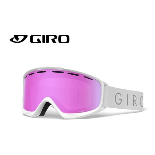 GIRO ジロー 19-20 ゴーグル 2020 INDEX OTG WHITE CORE LIGHT インデックス スキーゴーグル メンズ 平面 Vividレンズ 眼鏡対応:7105352