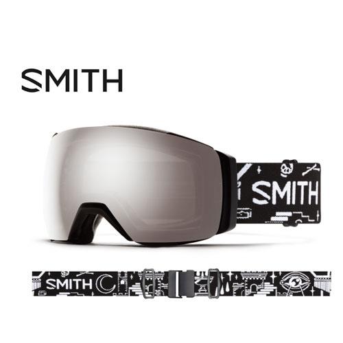 SMITH スミス 19-20 ゴーグル 2020 I/O MAG XL Crag Robson アイオーマグエックスエル スキーゴーグル 球面 クロマポップ 全天候対応 眼鏡対応:010260022