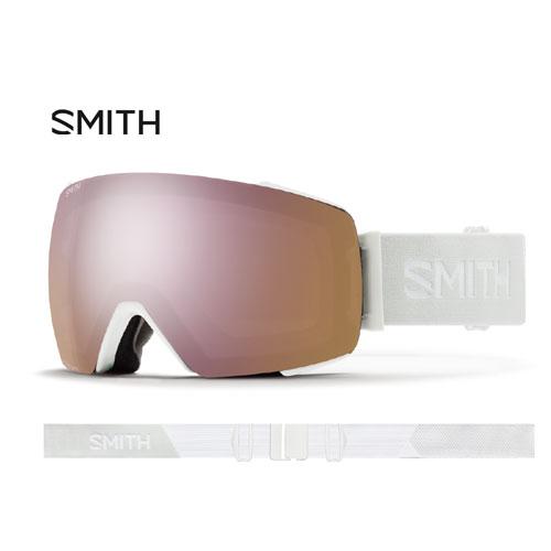SMITH スミス 19-20 ゴーグル 2020 I/O MAG White Vapor アイオーマグ スキーゴーグル 球面 クロマポップ 全天候対応:010260030