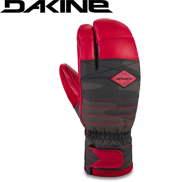 DAKINE ダカイン 18-19 TEAM FILLMORE TRIGGER MITT スキー スノーボード グローブ (SMC):AI237-719 「0604ACC」