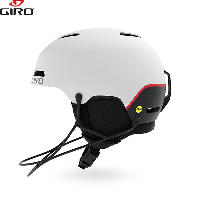 Giro ジロー ヘルメット LEDGE SL MIPS レッジ エスエル ミップス 2018/2019 お買い得 スキー スノーボード (チンバー付属) (MatteWhite):708299 「0604hel」