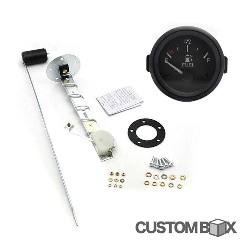 燃料ゲージがセットになった燃料センサーユニット 汎用 燃料 ゲージ 専門店 フューエル 高級 キット センサー ユニット