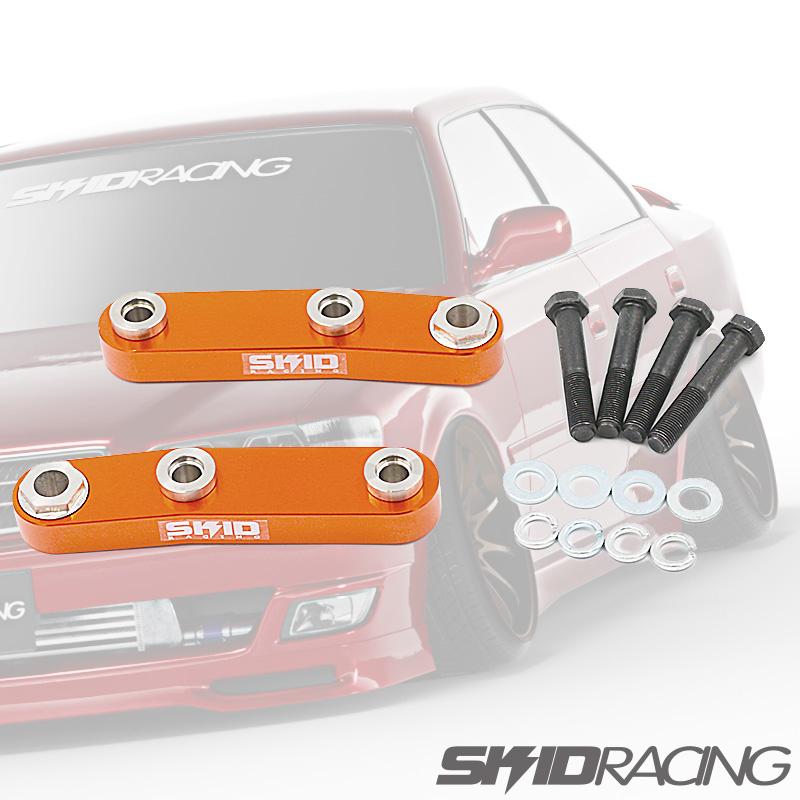 SUPER SPEC JZX100 JZX90 切れ角アップ ナックル ミドル・エキスパート向 切れ角アップに必須 JZX110 SXE10 チェイサー マーク2 クレスタ スキッドレーシング skid racing