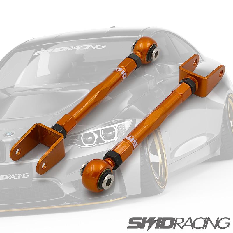 車検OK F30 3シリーズ 4シリーズ トレーリングアーム リア テンションロッド F31 F34 F32 F33 F36 スキッドレーシング BMW