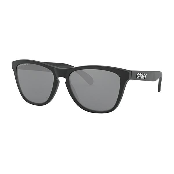 オークリー OAKLEYサングラスFrogskins™ (Asia Fit)924587フレームカラー:MATTE BLACKレンズ:prizm black polarized