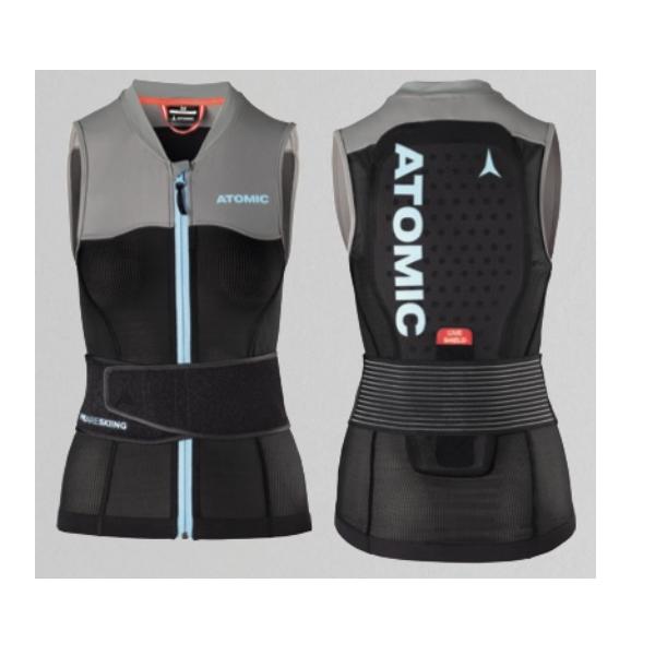 5月10日まで限定特価+ポイント10倍!ATOMIC アトミックプロテクターLIVE SHIELD Vest WOMEN