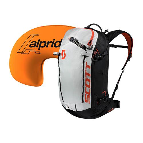2月11日まで!1注文につき3万円以上のお買い物で10%OFFクーポン利用可!19-20SCOTT スコットPatrol E1 30 BackpackパトロールE1 30バックパック雪崩対策エアバッグ搭載型ザック