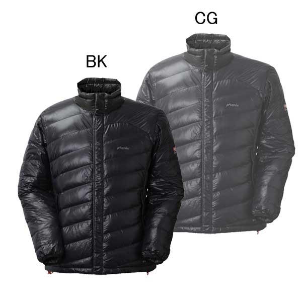 14-15 PHENIX フェニックスFluffy JacketユニセックスダウンジャケットPM452IT01