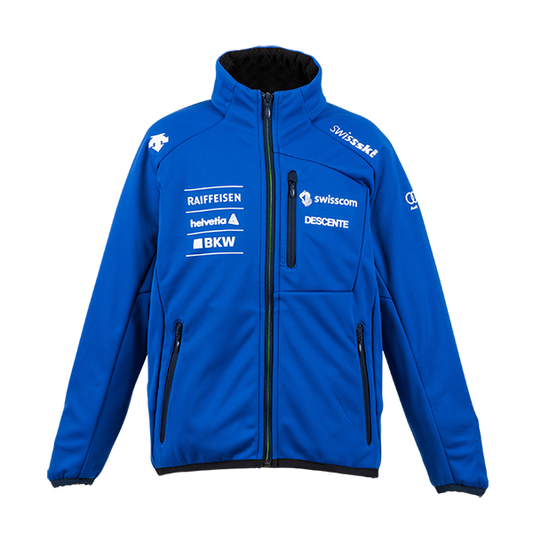 17-18デサント DESCENTEDRC – 7703JJUNIOR JETBARRIER JACKET