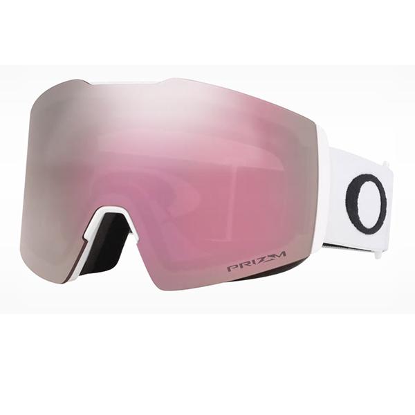 5月31日までのSPECIAL PRICE!19-20OAKLEY オークリFall Line XLMATTE WHITEPrizm™ Snow Hi Pink