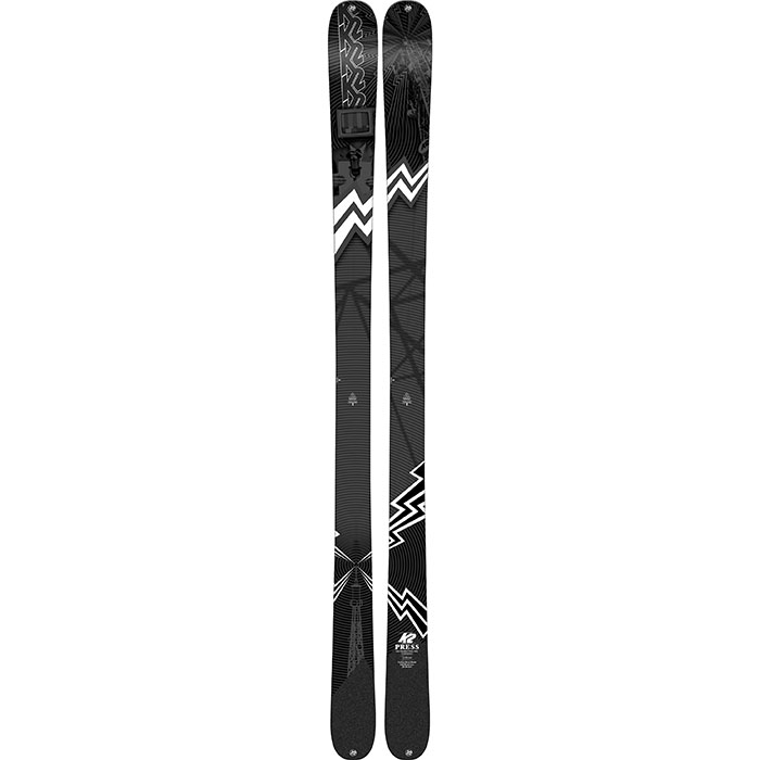18-19K2 ケーツー PRESS+G3 TARGA X-mountain [テレマーク金具付き2点セット]