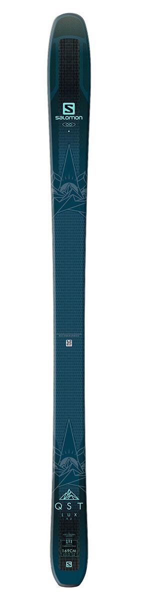 18-19SALOMON サロモンQST LUX 92+G3 TARGA X-mountain [テレマーク金具付き2点セット]