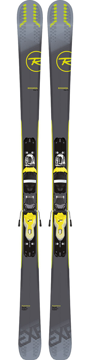18-19ROSSIGNOL ロシニョールEXPERIENCE 74 (XPRESS2) + XPRESS 10金具セット