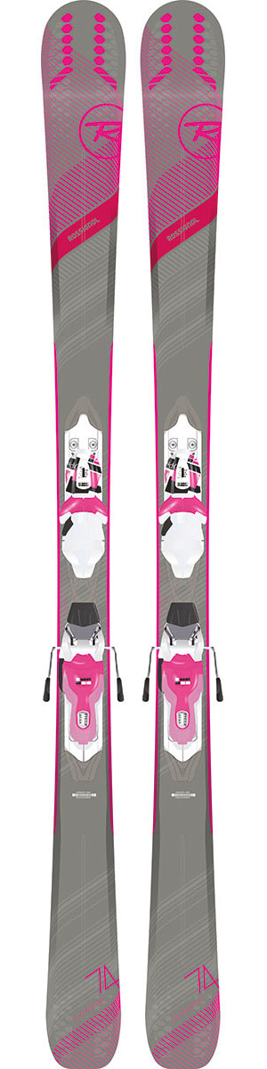 18-19ROSSIGNOL ロシニョールEXPERIENCE 74 W (XPRESS) + XPRESS W 10金具セット