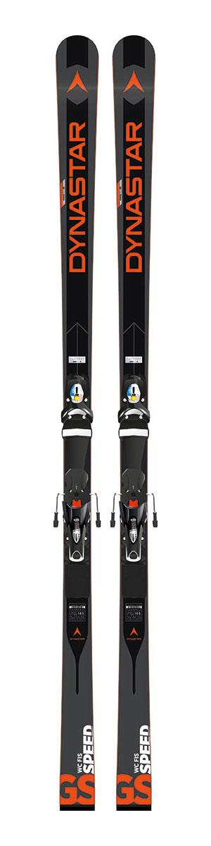 18-19DYNASTAR ディナスターSPEED WC FIS GS (R22) + SPX15 RockerflexスピードWC FIS GS金具セット