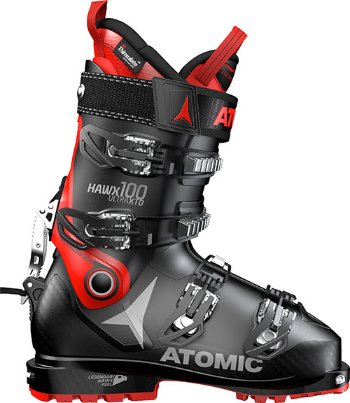 18-19ATOMIC アトミックHAWX ULTRA XTD 100ホークスウルトラXTD 100WTR規格兼用靴