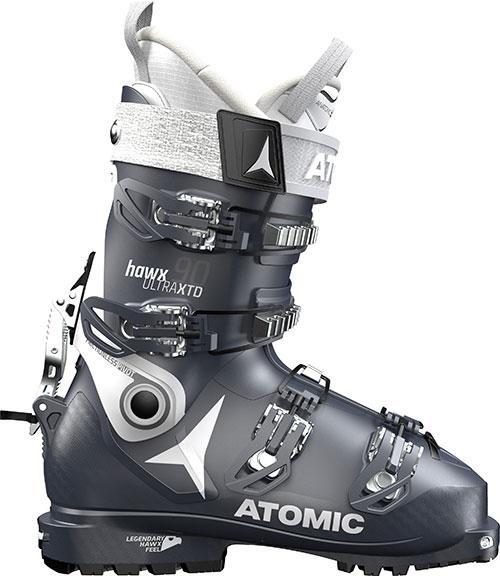 5月10日まで限定特価+ポイント10倍!18-19ATOMIC アトミックHAWX ULTRA XTD 90WホークスウルトラXTD 90WWTR/TLT規格対応兼用靴