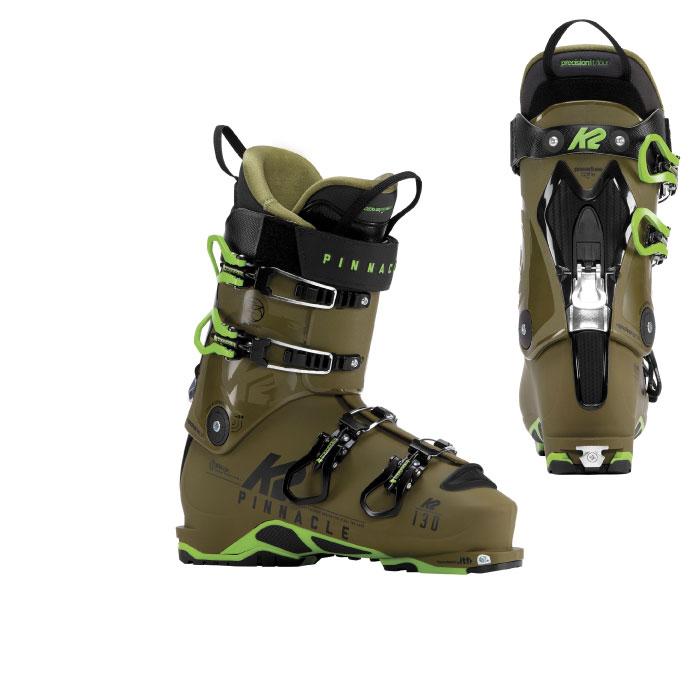 5月10日まで限定特価+ポイント10倍!18-19K2PINNACLE 130ピナクル130アルペン/TLT規格対応兼用靴