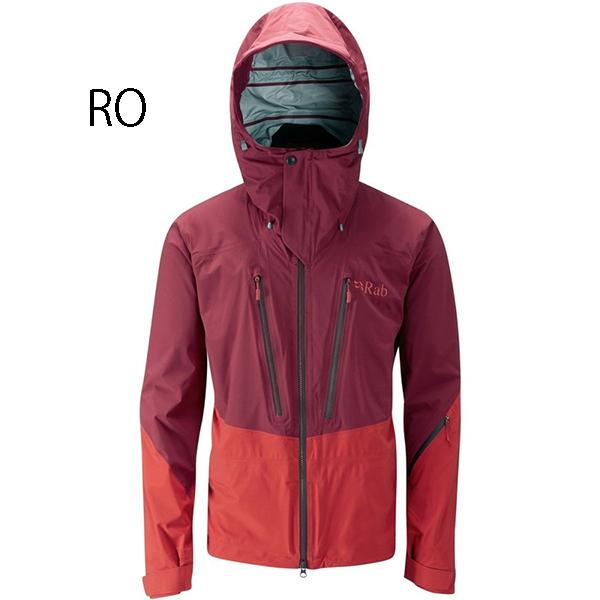 5月10日まで限定特価+ポイント10倍!Rab ラブメンズ アウター スキー・スノーボード Sharp Edge Jackets