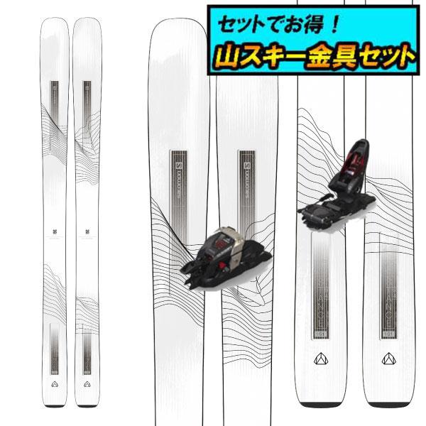 8月20日まで5万円以上の注文でクーポン利用で超お買い得!早期予約受付中山スキー金具セット20-21SALOMON サロモンSTANCE W 94スタンスW94+Marker DUKE PT12