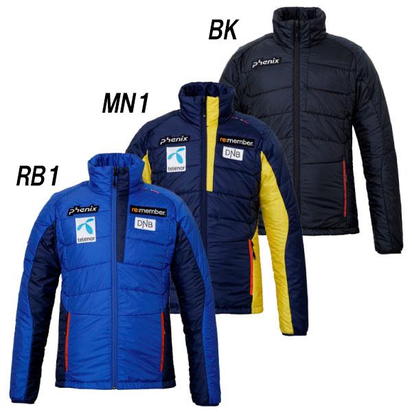 5月10日まで限定特価+ポイント10倍!早期予約受付中20-21PHENIX フェニックスNorway Alpine Team Insulation JacketノルウェーアルパインチームインサレーションジャケットEFA72IT00