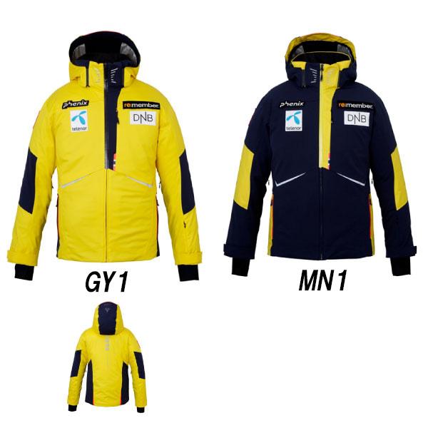 6月30日までのSPECIAL PRICE!早期予約受付中20-21PHENIX フェニックスNorway Alpine Team JacketノルウェーアルパインチームジャケットEFA72OT00