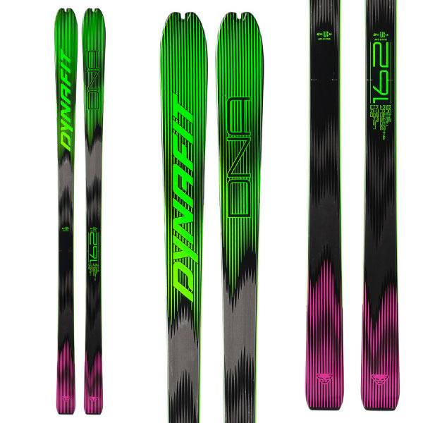 クーポン利用でさらにお買い得!19-20DYNAFIT ディナフィットDNAディーエヌエー(板のみ)専用スキーケース付山岳レース