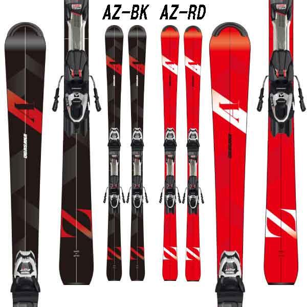 19-20オガサカ OGASAKA AZ-BK/AZ-RD + Marker FDT TLT10金具セット